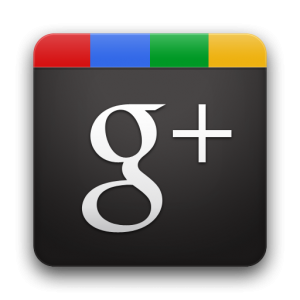Google + App Icon