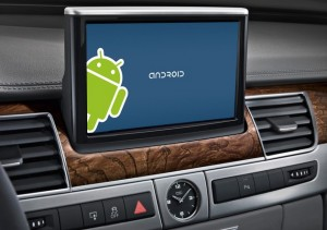 harman android in your car