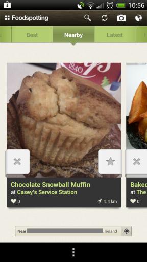 Foodspotting Android App Screenshot