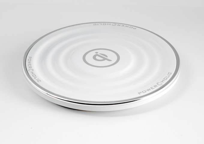 Qi Disc Charging Pad